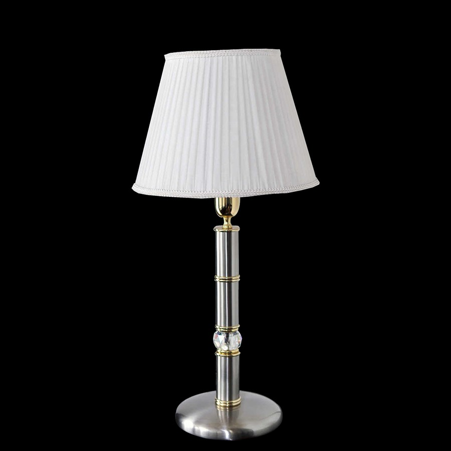 Handmade Table Lamp Swarovski Crystal Victoria 34423 6401 22