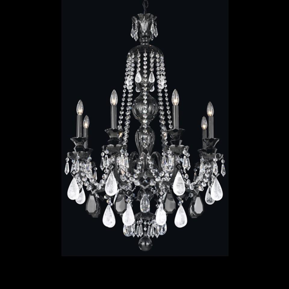 S4 hamilton rock crystal 5507 schonbek ceiling light chandeliers