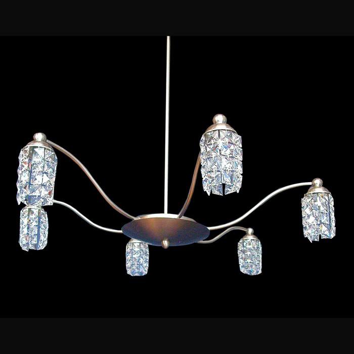 pendant fixture chandelier zic n swarovski crystals 30142 6906 00. Black Bedroom Furniture Sets. Home Design Ideas