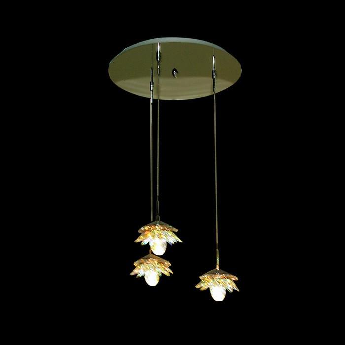 handmade ceiling light fixture swarovski crystal nufaro2 35976 0923 22. Black Bedroom Furniture Sets. Home Design Ideas