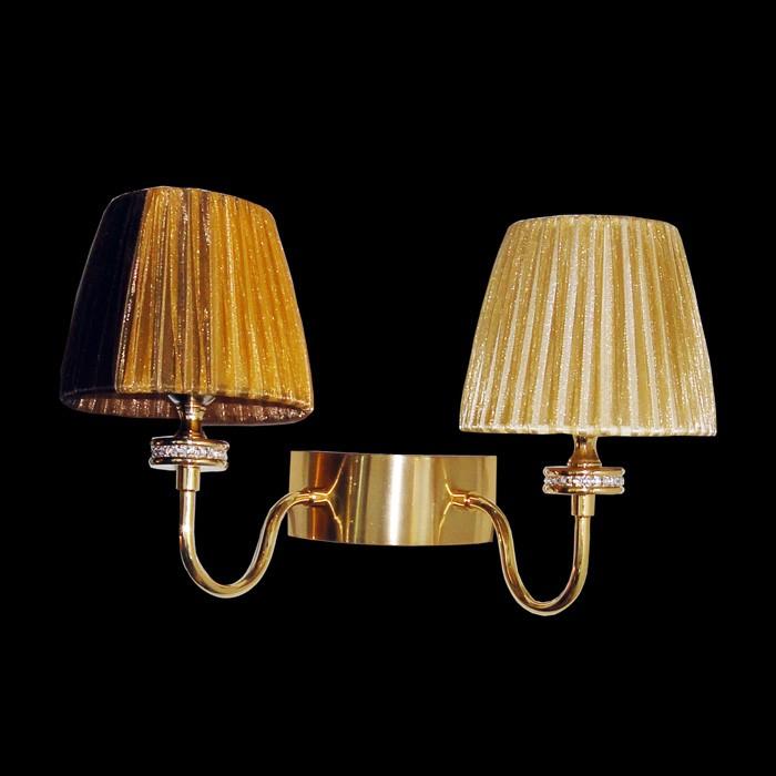 Handmade Wall Light Fixtures : Handmade wall light fixture swarovski crystal victoria