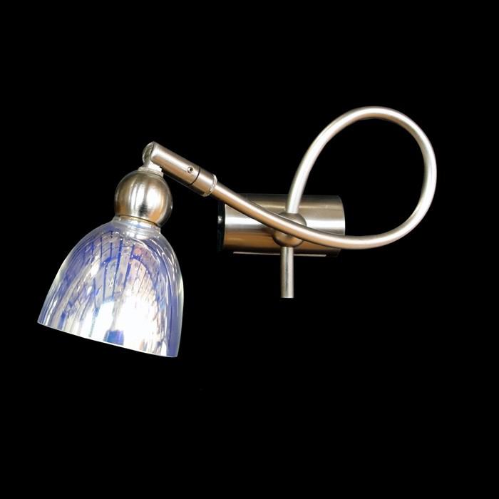 Handmade Wall Light Fixtures : Handmade wall light fixture swarovski crystals trans
