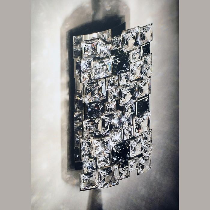 Wall Mounted Light Fixture Swarovski Mosaix Sw 9950 700 251