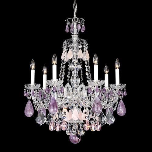 Schonbek Hamilton Chandelier: 5536 SCHONBEK Ceiling Light