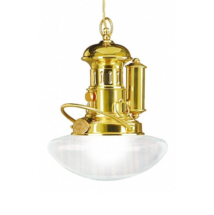 M2 1570 1571 1572 Vintage Solid Brass Pendant Light Fixture